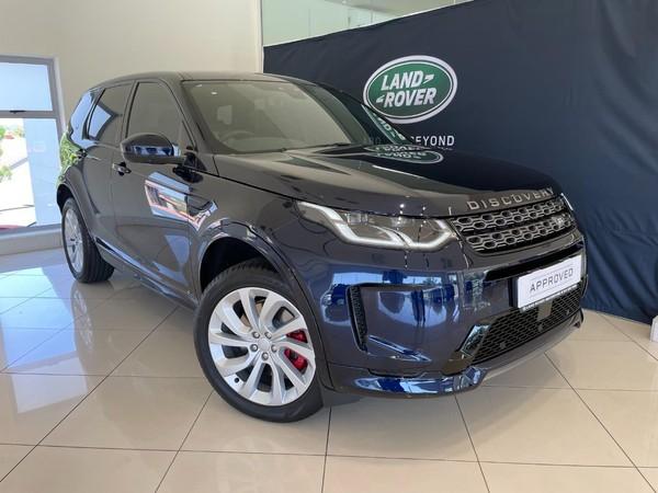 2021 Land Rover Discovery Sport 2.0D HSE R-Dynamic D180 Gauteng Four Ways_0