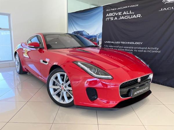 2019 Jaguar F-TYPE 2.0i4 Coupe Auto Gauteng Four Ways_0