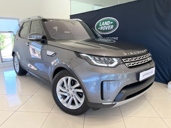 2018 Land Rover Discovery 3.0 TD6 HSE Luxury Gauteng Four Ways_0