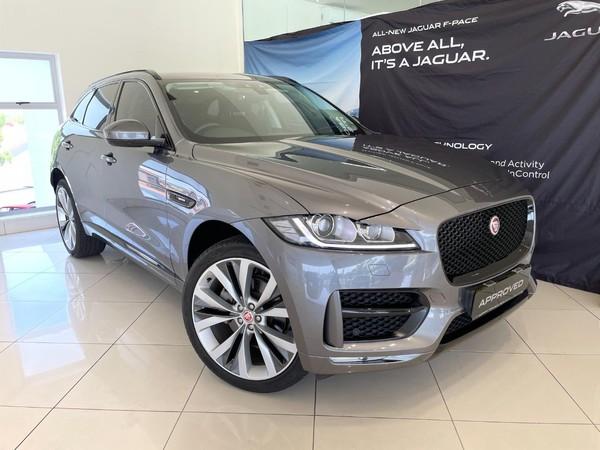 2018 Jaguar F-Pace 3.0 V6 SC AWD R-Sport Gauteng Four Ways_0