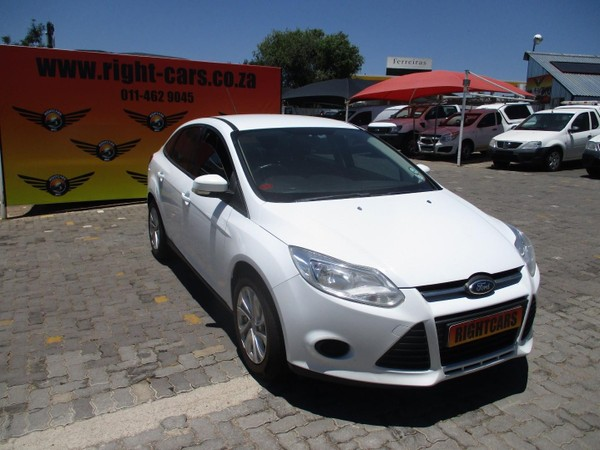 2014 Ford Focus 1.6 Ti Vct Ambiente 5dr  Gauteng North Riding_0