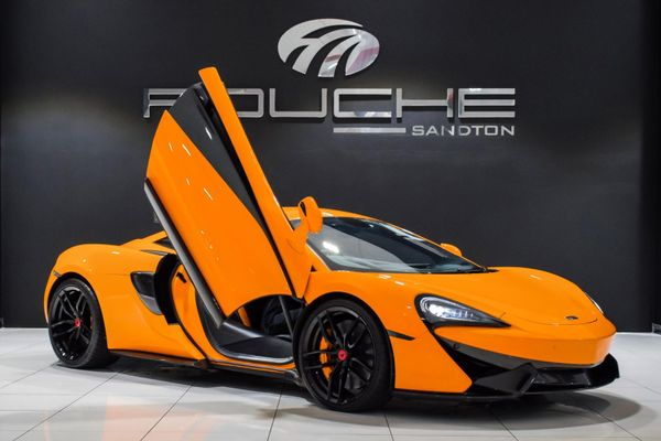 2016 McLaren 570 S Coupe Gauteng Sandton_0