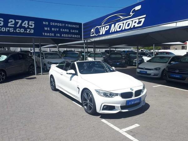 2015 BMW 4 Series 428i Convertible M Sport Auto Western Cape Bellville_0