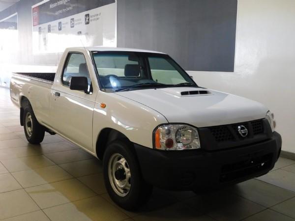 2018 Nissan NP300 Hardbody 2.0i LWB Single Cab Bakkie Kwazulu Natal Durban_0