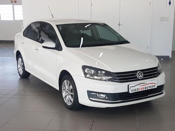 2017 Volkswagen Polo GP 1.5 TDi Comfortline Kwazulu Natal Pinetown_0