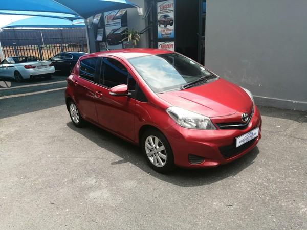2013 Toyota Yaris 1.3 Xs 5dr  Gauteng Johannesburg_0