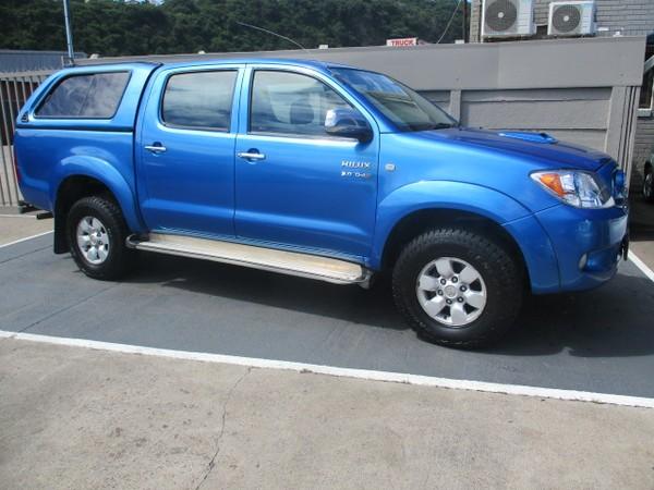 2006 Toyota Hilux 3.0d-4d Raider Pu Dc  Kwazulu Natal Durban_0