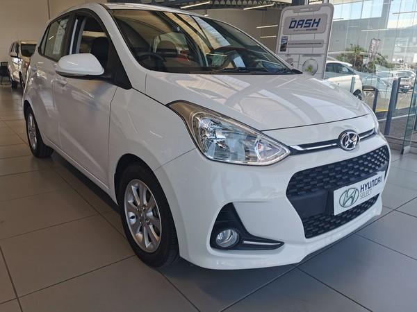 2019 Hyundai Grand i10 1.25 Fluid Gauteng Pretoria_0