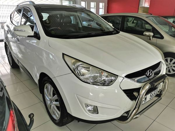 2012 Hyundai iX35 2.0 CRDi Elite AWD Auto Western Cape Bellville_0