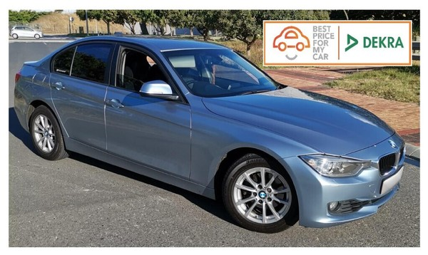 2013 BMW 3 Series 320i  At f30  Western Cape Goodwood_0