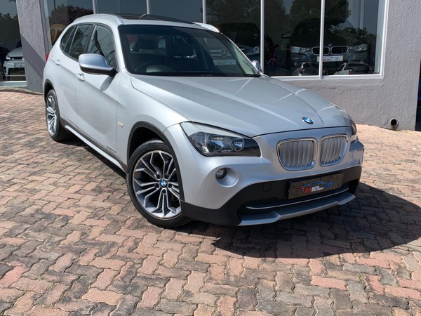 2011 BMW X1 Sdrive20d Innovations At  Gauteng Sandton_0