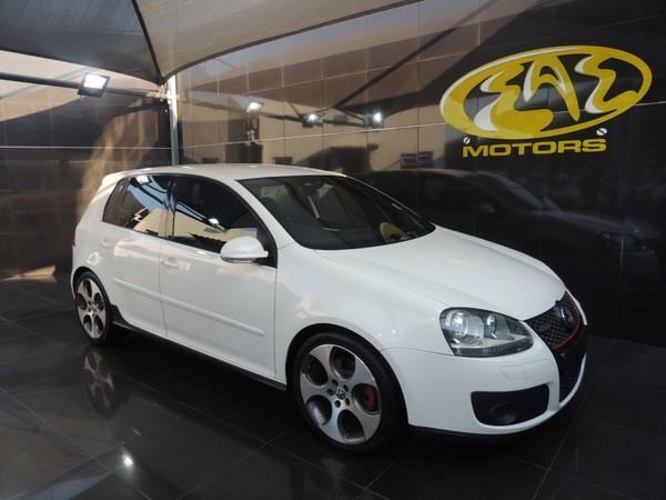 2007 Volkswagen Golf Gti 2.0t Fsi Dsg  Gauteng Vereeniging_0