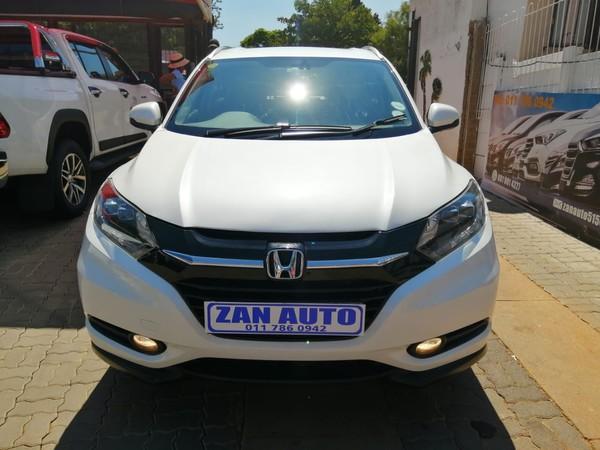 2016 Honda HR-V 1.8 Elegance CVT Gauteng Bramley_0