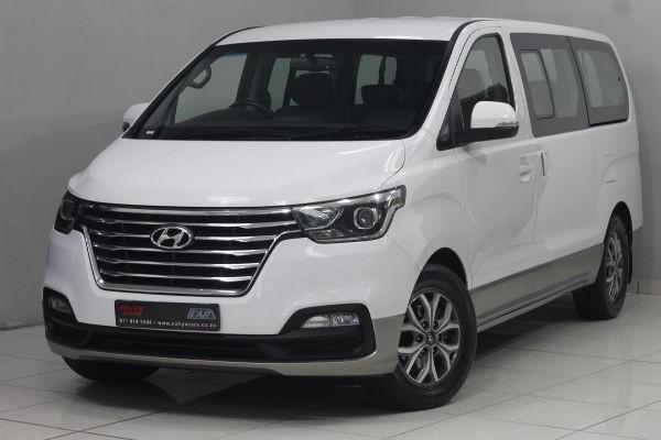 2019 Hyundai H1 2.5 CRDi Elite Auto 9 Seater bus Gauteng Nigel_0