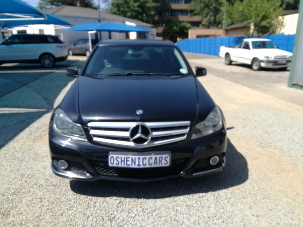 2013 Mercedes-Benz C-Class C180 Be Estate Avantgarde At  Gauteng Kempton Park_0