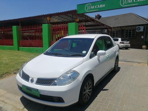 2009 Nissan Tiida 1.6 Visia  AT Sedan Gauteng Kempton Park_0