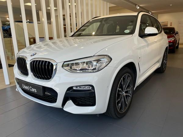 2019 BMW X3 xDRIVE 20d M-Sport G01 Western Cape Paarl_0