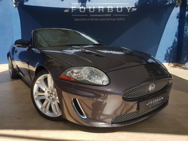 2010 Jaguar XK 5.0 V8 Sc  Gauteng Four Ways_0