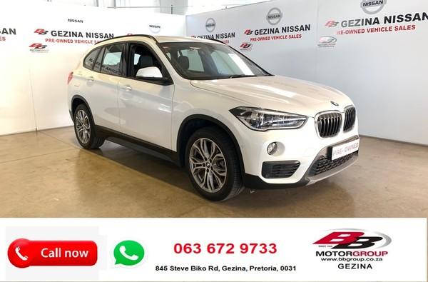2020 BMW X1 sDRIVE18i Auto F48 Gauteng Pretoria_0