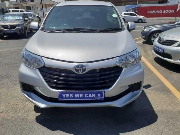 2019 Toyota Avanza 1.5 SX Western Cape Bellville_0