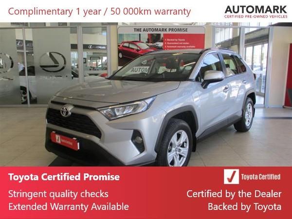 2020 Toyota Rav 4 2.0 GX CVT Western Cape Cape Town_0
