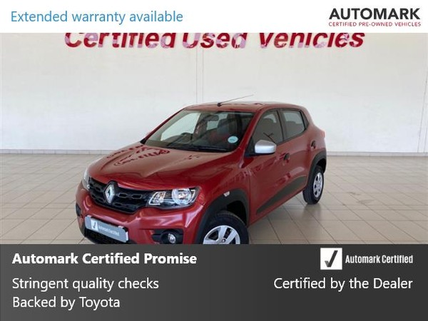 2018 Renault Kwid 1.0 Dynamique 5-Door North West Province Klerksdorp_0