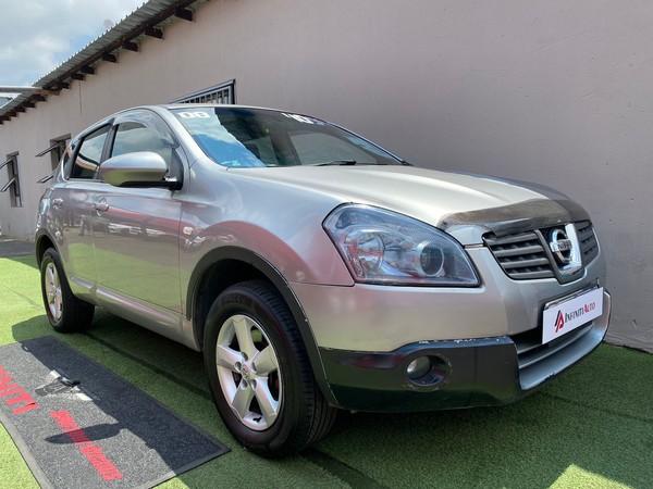 2008 Nissan Qashqai 1.6 Acenta  Gauteng Boksburg_0