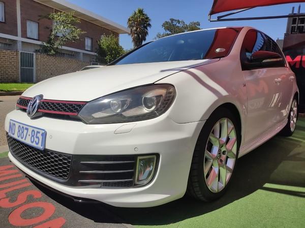 2013 Volkswagen Golf VI GTI 2.0 TSI Edition 35 Gauteng Boksburg_0
