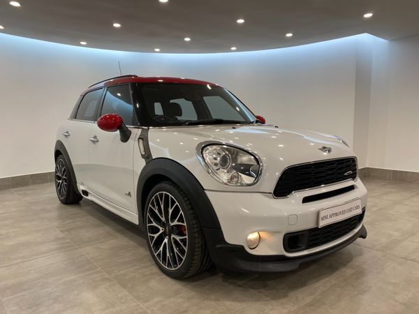 2013 MINI Cooper Jcw Countryman At  Gauteng Sandton_0