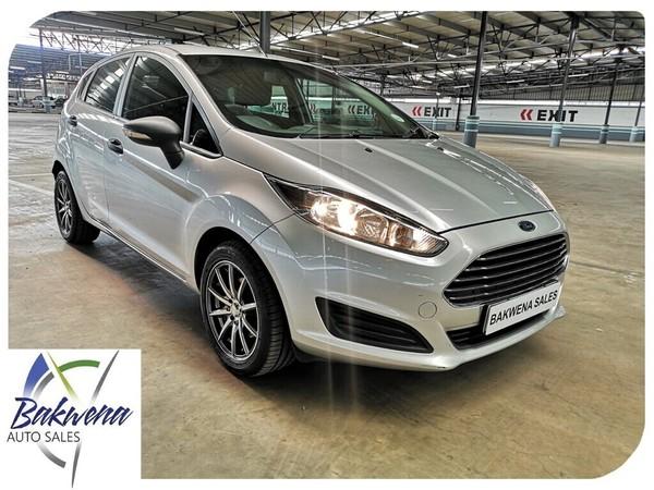 2015 Ford Fiesta 1.6 TDCi Ambiente 5-Door Gauteng Karenpark_0
