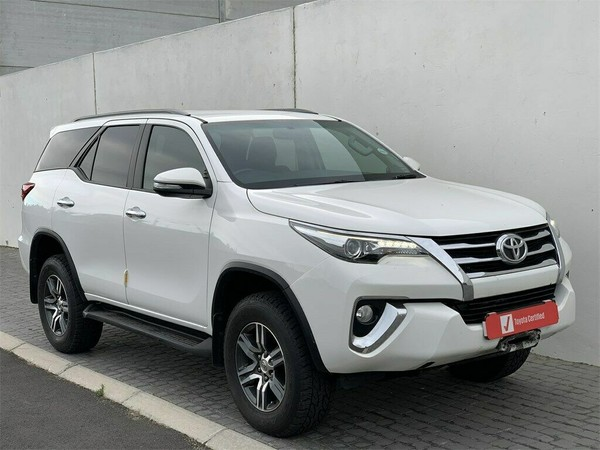 2016 Toyota Fortuner 2.8GD-6 4X4 Auto Western Cape Table View_0