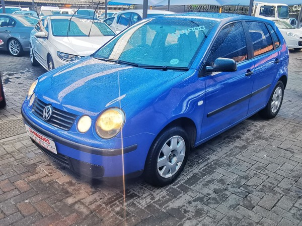 2003 Volkswagen Polo 1.4  North West Province Brits_0