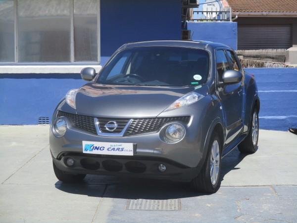 2012 Nissan Juke 1.6 Dig-t Tekna  Eastern Cape Port Elizabeth_0