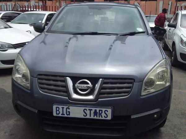 2008 Nissan Qashqai 1.6 Acenta  Gauteng Johannesburg_0