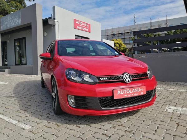 2011 Volkswagen Golf Vi Gti 2.0 Tsi  Eastern Cape Port Elizabeth_0