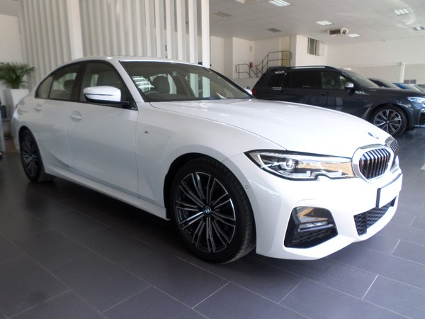 2019 BMW 3 Series 320D M Sport Launch Edition Auto G20 Northern Cape Kimberley_0