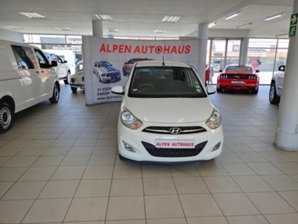 2011 Hyundai i10 1.2 Gls  Western Cape Parow_0
