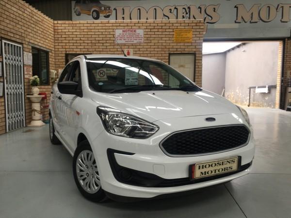 2018 Ford Figo 1.5Ti VCT sedan Ambiente 5spd manual  Free State Villiers_0