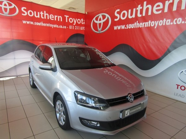 2013 Volkswagen Polo 1.4 Comfortline 5dr  Gauteng Lenasia_0
