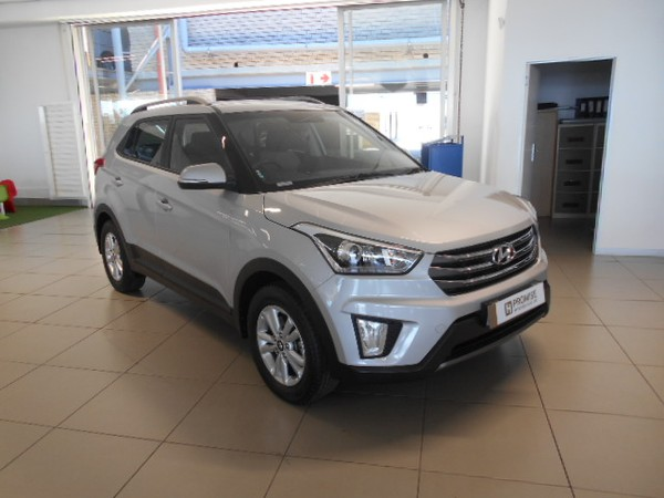 2018 Hyundai Creta 1.6 Executive Gauteng_0