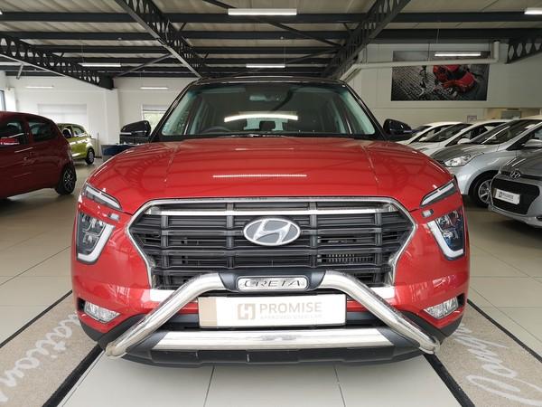 2021 Hyundai Creta 1.4 TGDI Executive DCT Gauteng Sandton_0