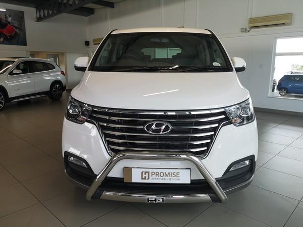 2021 Hyundai H1 2.5 CRDI Wagon Auto Gauteng Sandton_0