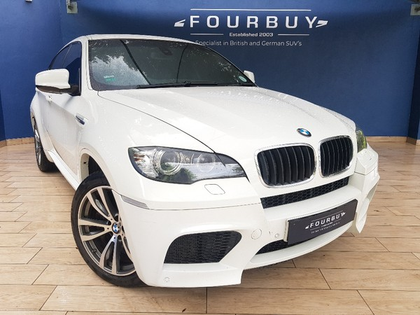 2010 BMW X6 M  Gauteng Four Ways_0