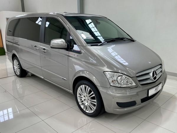 2011 Mercedes-Benz Viano 3.0 Cdi Ambiente At  Kwazulu Natal Newcastle_0
