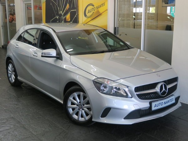 2017 Mercedes-Benz A-Class A 200 Style Auto Western Cape Paarl_0
