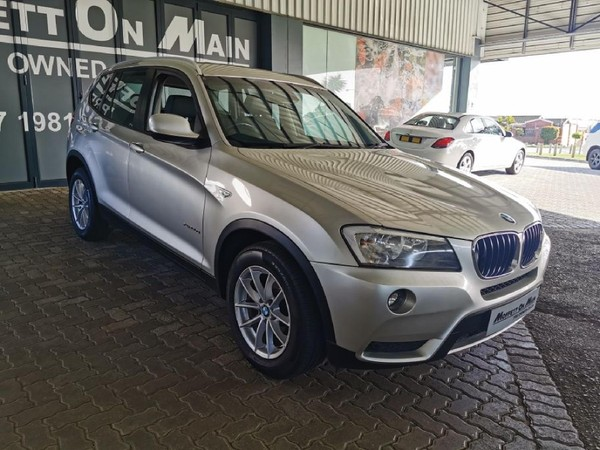 2011 BMW X3 Xdrive20d At  Eastern Cape Port Elizabeth_0