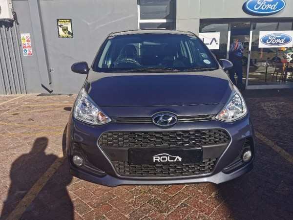 2018 Hyundai Grand i10 1.0 Motion Western Cape Caledon_0