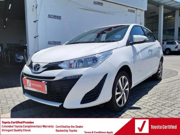 2019 Toyota Yaris 1.5 Xs CVT 5-Door Eastern Cape Mthatha_0