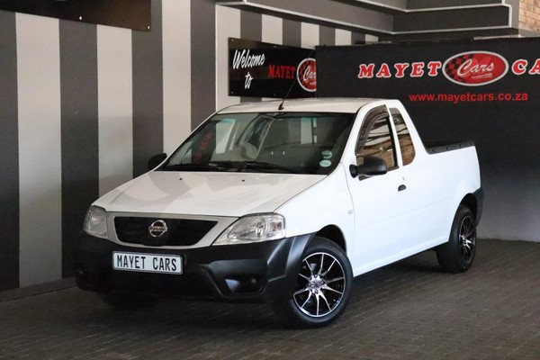 2009 Nissan NP200 1.6  Pu Sc  Mpumalanga Delmas_0