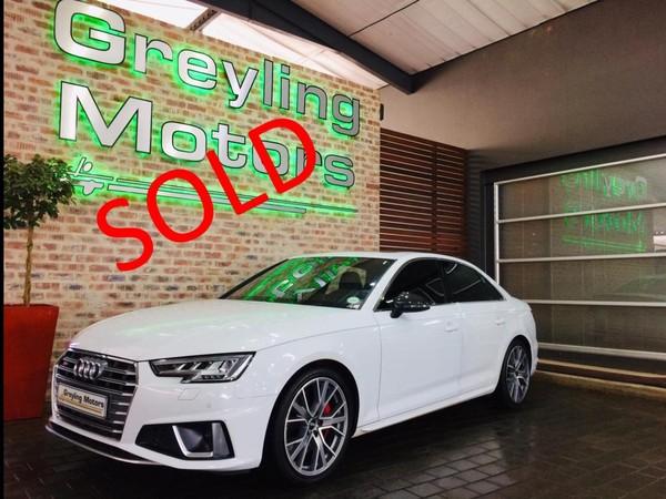 2019 Audi S4 3.0 TFSI Quattro Tiptronic Gauteng Pretoria_0